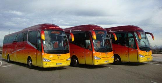 Autocares Hermanos Bravo Vázquez amplía su flota con tres Iveco Eurorider C45 para el transporte discrecional