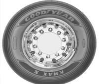 Goodyear aumenta las gamas de neumático Kmax y Fuelmax, ambas concretas para uso en camiones