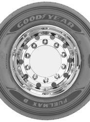 Un neumático de la nueva gama de Fuelmax, focalizada en eficiencia de combustible.
