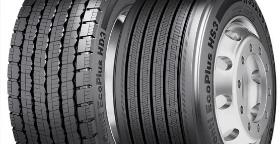 Continental crea un nuevo neumático de perfil bajo con elevada capacidad de carga para transporte de grandes volúmenes