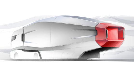 Los nuevos camiones, más ecológicos y aerodinámicos, podrían llegar a las carreteras a partir de 2018