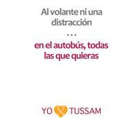 La campaña promocional de TUSSAM es galardonada en el Smile Festival como Mejor Pieza Gráfica Institucional