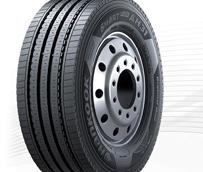 La banda de rodadura de los neumáticos para camión de Hankook recibe el premio iF Design Award 2015
