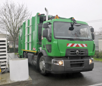 Renault Trucks amplía su gama de Distribución propulsada por GNC con la llegada del D Wide Euro 6