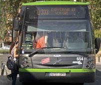 El número de usuarios del transporte público disminuye un 2,3% en enero respecto al mismo mes de 2014