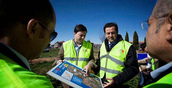 Arrancan las obras para mejorar el firme de la carretera M-121 que conecta Alcalá de Henares y Meco