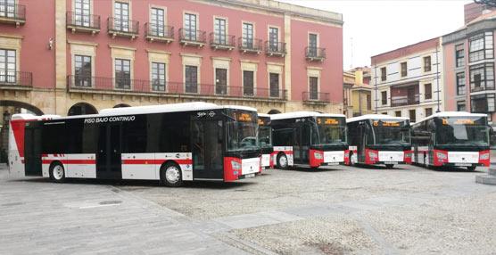 Emtusa confía de nuevo en Scania, con la adquisición de siete autobuses urbanos para las calles de Gijón