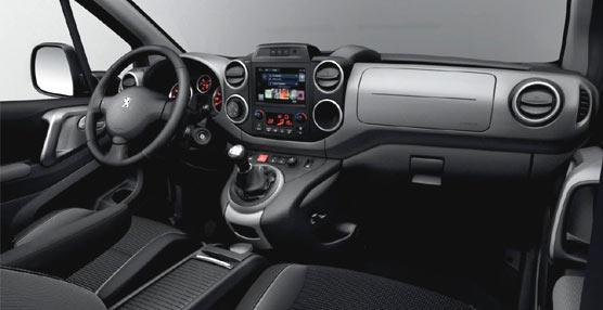 Llegan al mercado el nuevo Peugeot Partner y Peugeot Partner Tepee con diseño y tecnología renovados