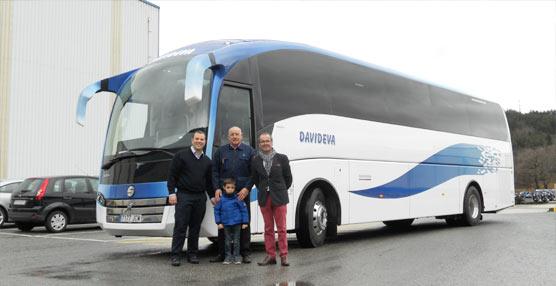 Sunsundegui vende un SC7 a tres empresas distintas: Autocares Davideva, Valpi Bus y Tarsibus