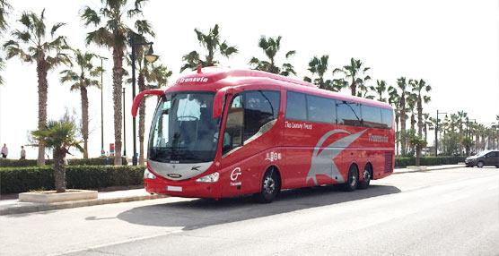 Autocares Transvia amplía su flota con un lujoso vehículo de Scania carrozado por Irizar