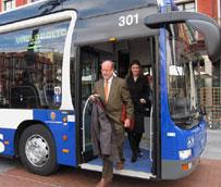 Valladolid estudia implantar un servicio de autobuses metropolitano, para establecer un sistema similar al de otras capitales