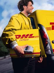 DHL lanza su nueva campaña de marca.
