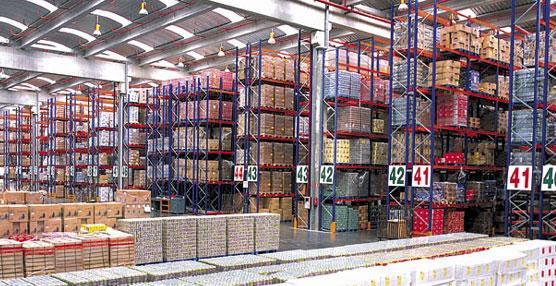 Más de 280.000 metros cuadrados de nueva superficie logística están ya en construcción para 2015