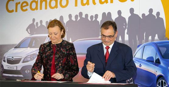 General Motors España contratará más de 1.400 empleados hasta 2018, una renovación de la plantilla del 25%