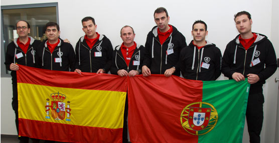 Equipo de Scania Ibérica
