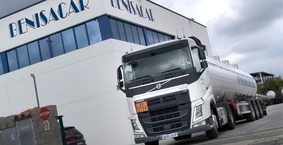 Volvo Trucks el mejor socio para Transports Benisacar en la búsqueda de una mayor eficiencia y seguridad