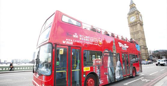 El Grupo Julià comienza a operar un bus turístico en la ciudad de Londres, el London City Tour