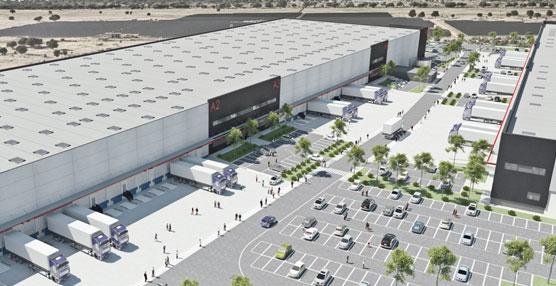 Inversiones Montepino vende un parque logístico de 50.000 metros cuadrados en Torrejón al fondo Rockspring