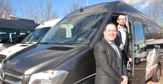 Merdeces-Benz será el patrocinador de la prueba de habilidades, dentro del evento Coach&Bus en vivo
