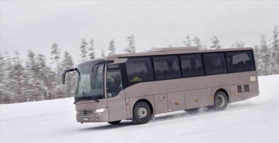 Daimler encuentra en el Circulo Polar Ártico el mejor lugar para realizar las pruebas más exhaustivas a sus vehículos