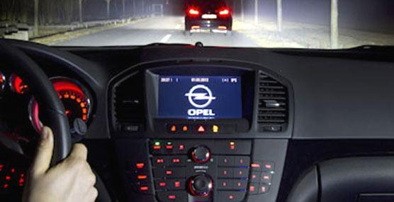 Luz guiada, la nueva tecnología desarrollada por Opel en su avance hacía el desarrollo del seguimiento ocular en automóviles