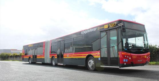 Transportes Urbanos de Sevilla (Tussam) agrega a su flota seis  City Versus articulados del Grupo Castrosua