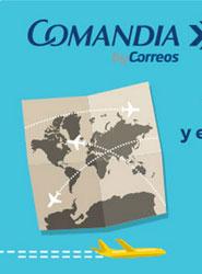 Comandia es uno de los servicios expuestos por CORREOS en e-Show Barcelona 2015.