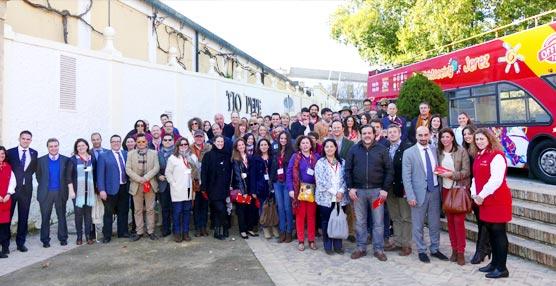 City Sightseeing y Bodegas Tío Pepe crean un ticket en Jerez de la Frontera que incluye bus turístico y visita a las bodegas de la marca