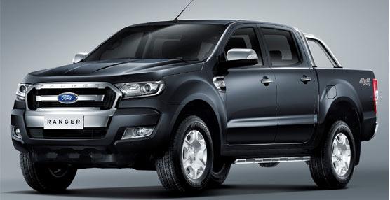 Ford Presenta el nuevo y robusto Ranger con un nuevo diseño, tecnología inteligente y mejorada eficiencia de combustible