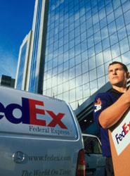 FedEx Express ha trabajado con el empresa local danesa Incita para producir 5.000 paquetes de prueba.