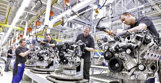 En 2015 Daimler invertirá 1.000 millones de euros en modernizar la planta de Mercedes-Benz en Sttutgart-Untertürkheim