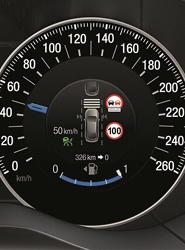 Una nueva tecnología de Ford puede evitar automáticamente que los conductores superen los límites de velocidad