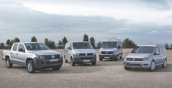 Volkswagen Vehículos Comerciales registra en el pasado 2014 los mejores resultados de su historia