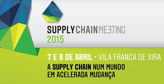 Supply Chain Meeting 2015 es el principal punto de encuentro para los profesionales de la cadena de suministro de Portugal.