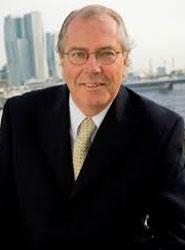 Fundador de Miebach Consulting, Joachim Miebach.