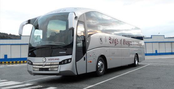Sunsundegui vende seis SC7 a tres empresas distintas: Doig's of Glasgow (dos), Benal Bus (uno) y Socibus (tres)
