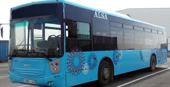 Proconsi instala su tecnología en la red de autobuses urbanos de Tánger, de la mano de Alsa