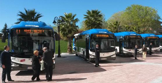 Avanza Interurbanos vuelve a confiar en Scania adquiriendo 6 autobuses urbanos