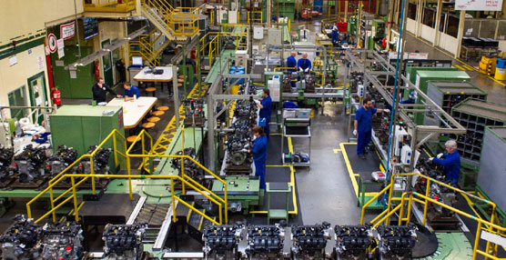 Ford fabrica el motor EcoBoost número cinco millones, de los cuales casi un tercio se fabrican en España