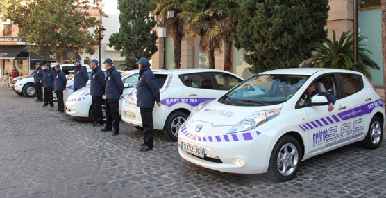 El Ayuntamiento de Gandía incorpora siete Nissan LEAF 100% eléctricos a su flota del Servicio de Atención Ciudadana