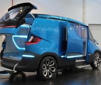 Iveco desarrolla Iveco Vision, un nuevo concepto de vehículo comercial ligero que adopta la arquitectura Dual Energy
