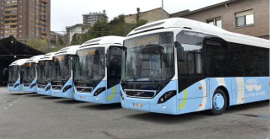 El Ayuntamiento de Santander incorporará próximamenteseis nuevos vehículos híbridos a la flota del TUS