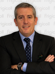 Juan Sabriá se convierte en el nuevo director general de la empresa Frigicoll