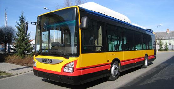 Transportes Municipales de Girona presenta sus nuevos autobuses Euro VI de Gas Natural y diesel de Iveco Bus