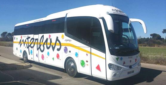 Interbús Valladolid incorpora a su flota un nuevo vehículo Scania carrozado por Irizar con motor Euro 6