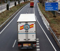 Fenadismer advierte a los transportistas que transiten por Francia de una campaña de control de exceso de velocidad