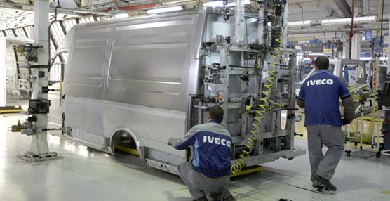 La planta de Iveco en Valladolid dejará de fabricar el Daily para convertirse en un centro productor de cabinas