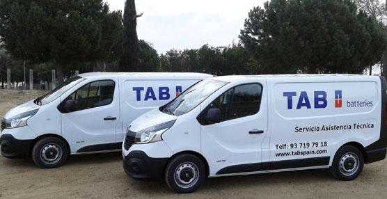El nuevo SAT de TAB Spain gestionará solicitudes de mantenimiento y reparación de baterías industriales