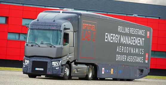 El vehículo Optifuel Lab 2 logra reducir el consumo un 22%, tras meses de intensas pruebas