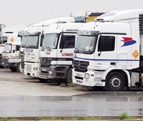 La creación de empresas en marzo cae un 5,24% en el sector del transporte, según Infocif-Gedesco